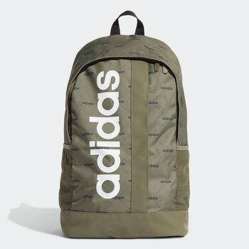 adidas Linear BP hátizsák barna