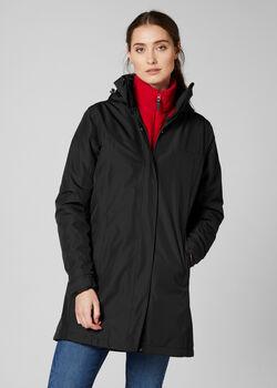 Helly Hansen W Aden Long In női kabát Nők fekete