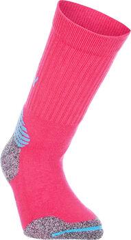 McKINLEY Hikory Kids II gyerek túrazokni rózsaszín