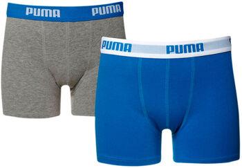 Puma  gy. alsónadrágkét darabos csomag Fiú kék