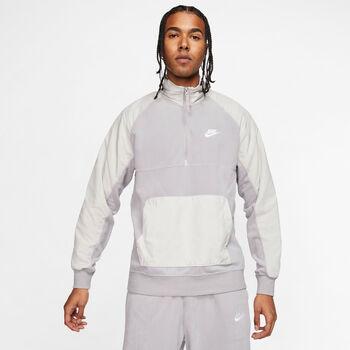 Nike Top Hz Winterized férfi melegítőfelső Férfiak szürke