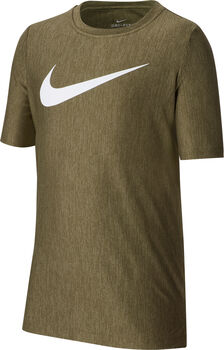 Nike B NK DRY SS gyerek póló barna