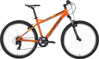 """GENESIS Element X-10 26"""" MTB kerékpár narancssárga"""