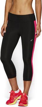 Asics Capri Tight női 3/4-es futónadrág Nők fekete