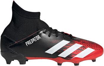 adidas Predator 20.3 FG J gyerek stoplis focicipő Fiú fekete