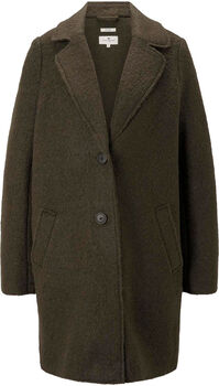 TOM TAILOR Easy Winter női kabát Nők zöld
