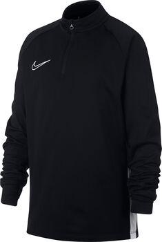 Nike Dri-FIT Academy Big Kids' Soccer Drill Top gyerek felső fekete