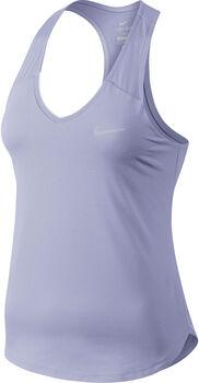 Nike Court Pure Tennis Tank női tenisztop Nők lila