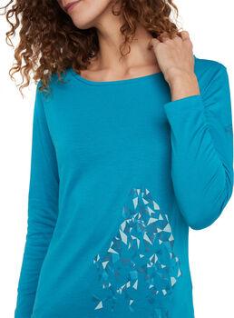 McKINLEY Active Acho női hosszúujjú felső Nők kék