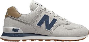 New Balance ML 574 férfi szabadidőcipő Férfiak barna