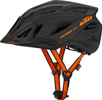 KTM Kerékpár sisak Factory szürke
