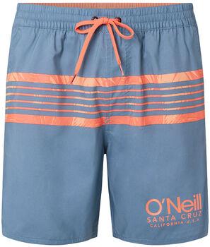 O'Neill Pm Cali Stripe ffi. fürdőnadrág Férfiak sárga