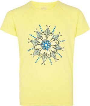 McKINLEY Lány-T-shirt Cora sárga