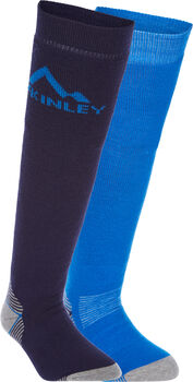 McKINLEY Rob gyerek sízokni (2pár) kék