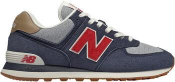 New Balance ML 574 férfi szabadidőcipő Férfiak kék