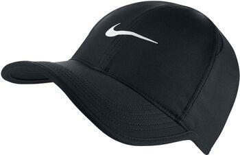 Nike Court AeroBill Featherlight Tennis Cap sapka Férfiak fekete