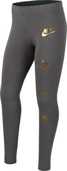 Nike G Nsw Tght Favorites lány leggings szürke