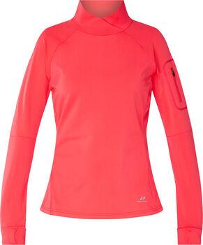 PRO TOUCH Rumba Wms női hosszú ujjú futófelső Nők piros