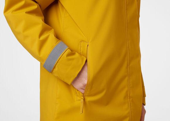 W Victoria Rain női kapucnis kabát