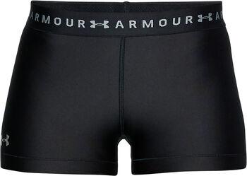 Under Armour HG ARMOUR SHORTY női fitnesz rövidnadrág Nők fekete