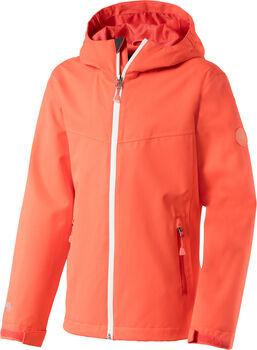 McKINLEY Lány-Techn.dzseki narancssárga