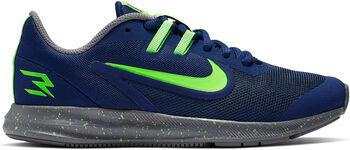 Nike Downshifter 9 RW (GS) gyerek futócipő kék