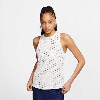 Nike  W FFF TANK PRESEASON Nők fehér