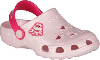 Coqui Little Frog gyerek papucs rózsaszín