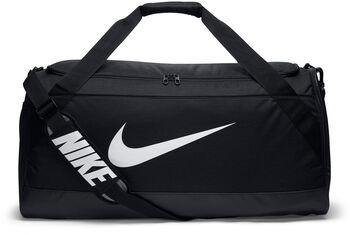 Nike Brasilia L Duffel sporttáska fekete