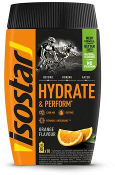 Isostar Hydrate&Perform izotóniás italport (400g) narancssárga