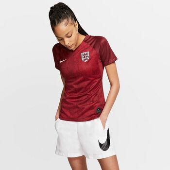 Nike England Stadium 2019 Away női focimez Nők piros