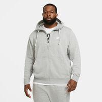 Sportwear Club Fleece férfi kapucnis felső