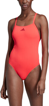 ADIDAS PERF SWIM INF+ úszódressz Nők piros