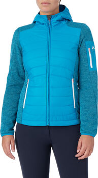 McKINLEY  Active Calbuconői kabát, 100% PA, Nők kék