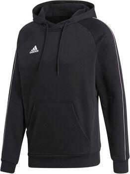 adidas CORE18 HOODY férfi kapucnis felső Férfiak fekete
