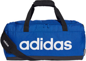 adidas Linear Logo Duffle sporttáska kék