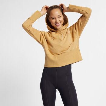 Nike   Studio Po Hoodie Nők sárga