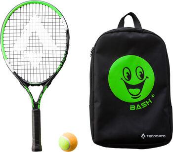TECNOPRO BASH 21 gyerek teniszütő fekete