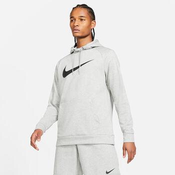 Nike M Nk DRY HOODIE PO SW férfi kapucnis felső Férfiak szürke
