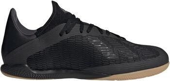 adidas X 19.3 IN felnőtt teremfocicipő Férfiak fekete