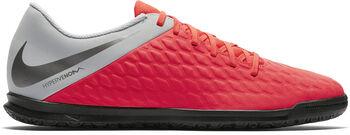 Nike Hypervenom 3 Club IC felnőtt teremfocicipő piros
