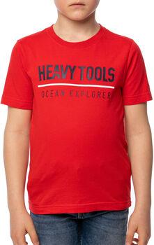 Heavy Tools Maddy gyerek póló piros