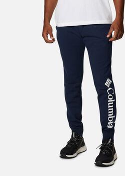 Columbia M CSC Logo Fleece férfi fleece nadrág Férfiak kék