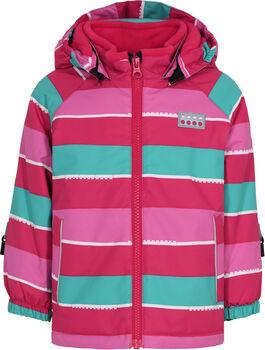 LEGO Wear Jenni 702 gyerek kabát rózsaszín