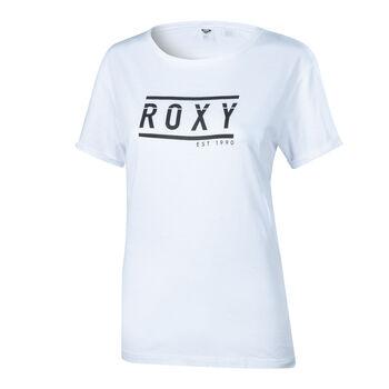 Roxy Indigo Days SS Tee A női póló Nők fehér