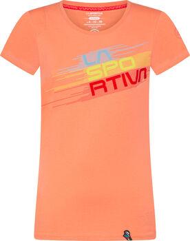 LA SPORTIVA Női-T-shirt Nők narancssárga