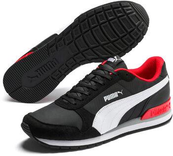 Puma ST Runner v2 férfi szabadidőcipő Férfiak fekete