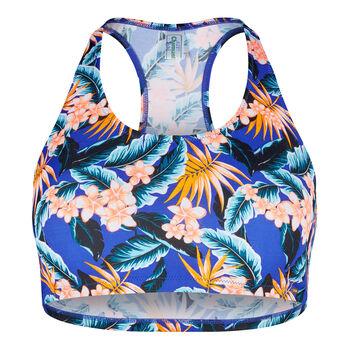 Skiny Aloha bikini felső Nők kék