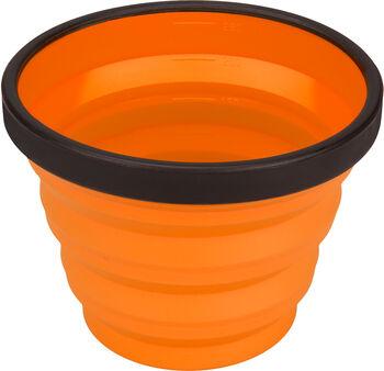 SEA TO SUMMIT X-Cup narancssárga