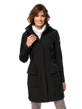 Heavy Tools Yamina20 női softshell kabát Nők fekete